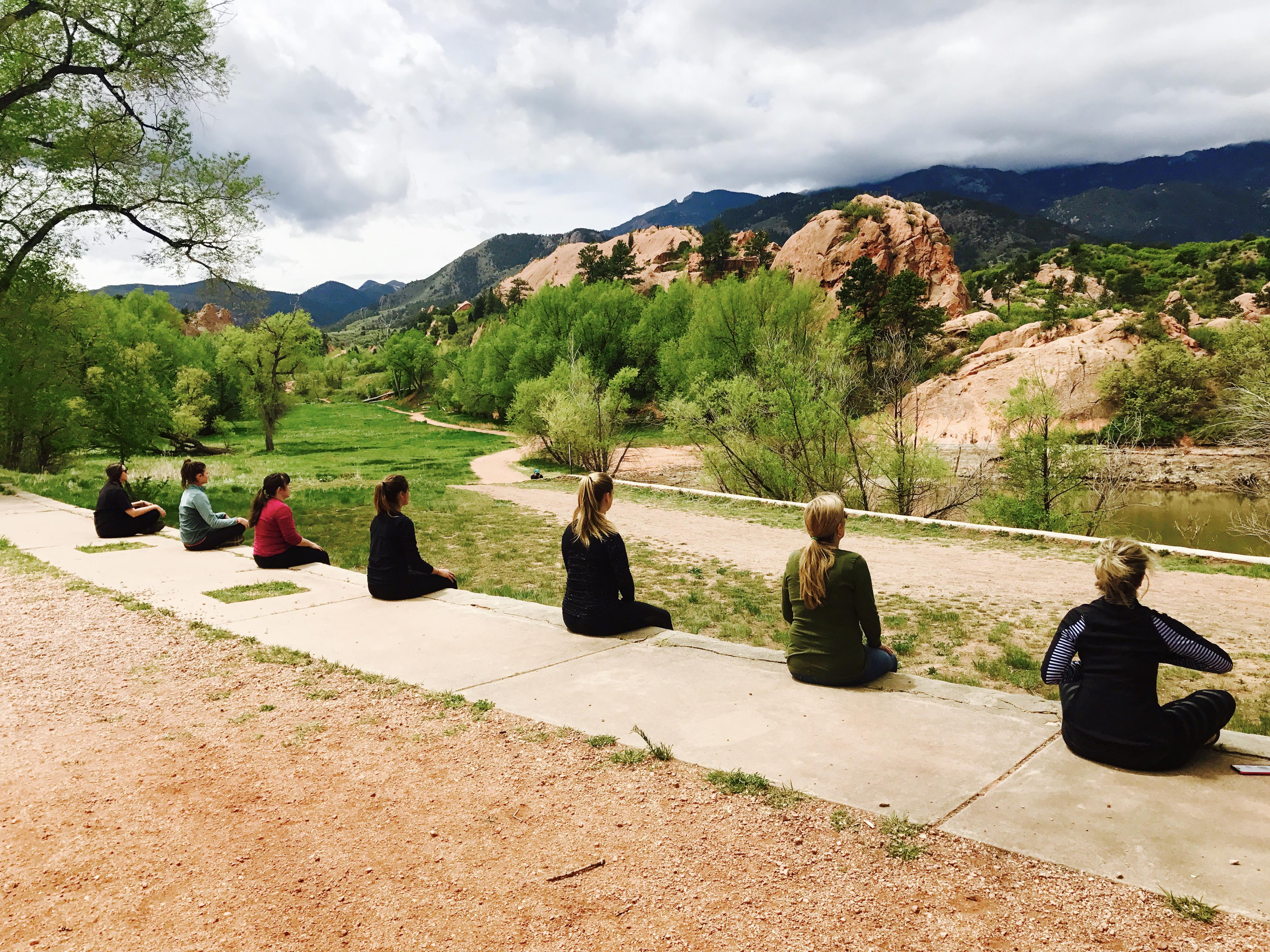 Hikyoga At Red Rock Canyon Open Space With Lora Hikyoga